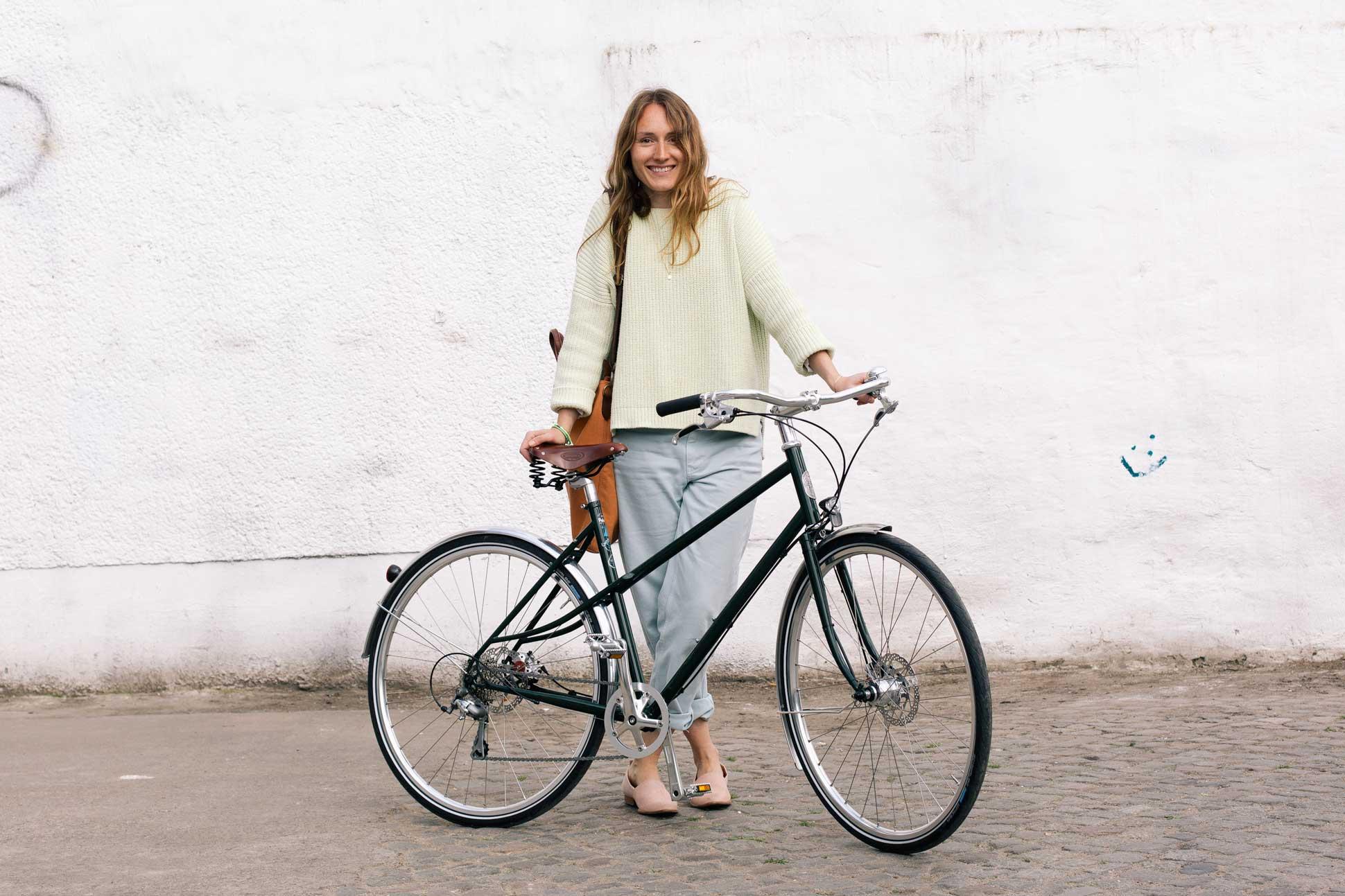 Pauline Hoch for Pelago Bicycles