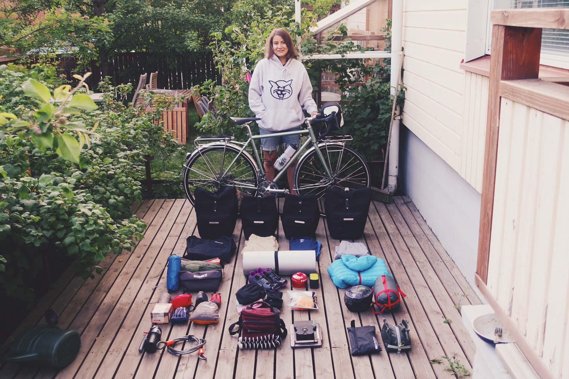 Pelago Saimaa - Silja Packing - Brooks England