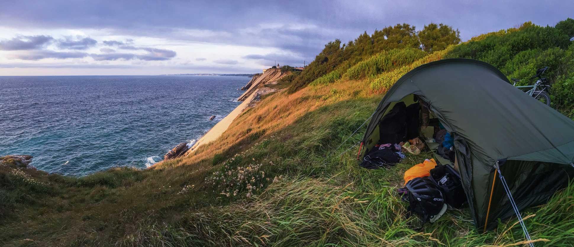 Silja Minkkinen Camping Views