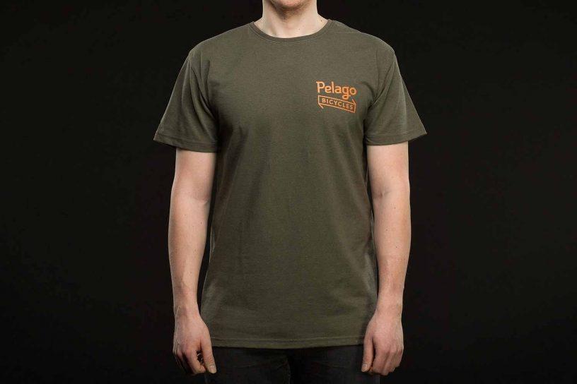 Pelago X Purewaste t-shirt