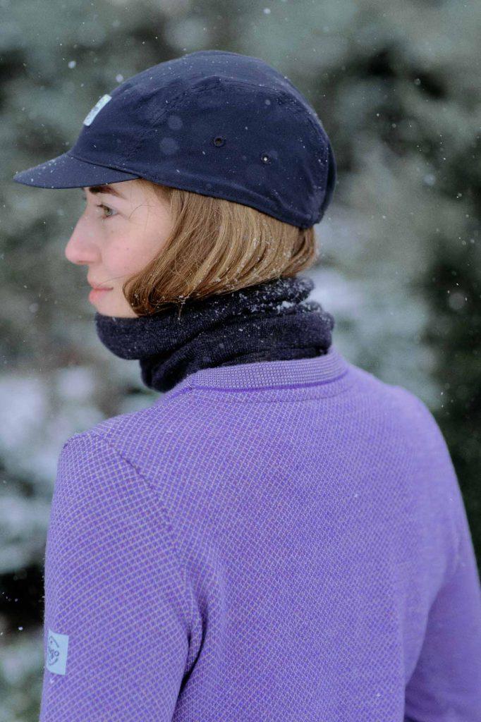 Pelago Merinovillapaita naisille on tyylikäs ja ajaton vaate vaativaan käyttöön.