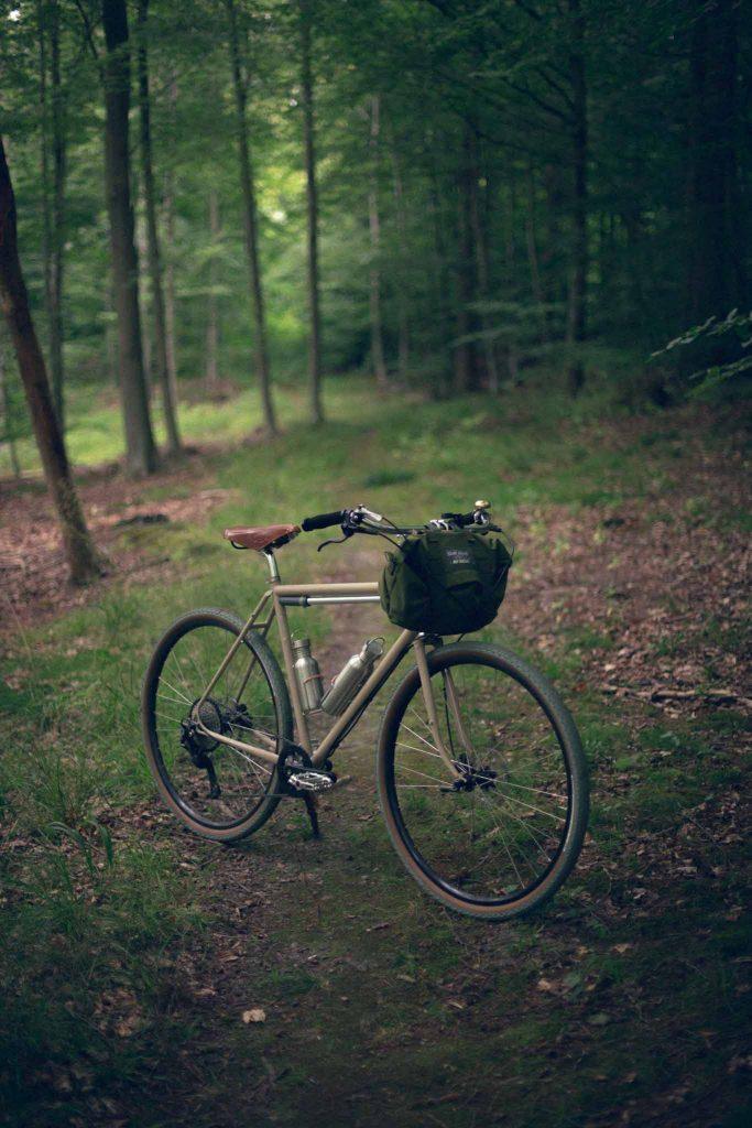 Pelago Hanko Outback - Versatile bike with timeless design.