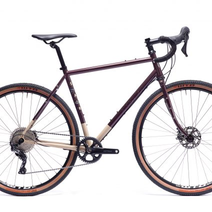 Pelago Stavanger is a versatile bike for longer rides and cycling in the city.